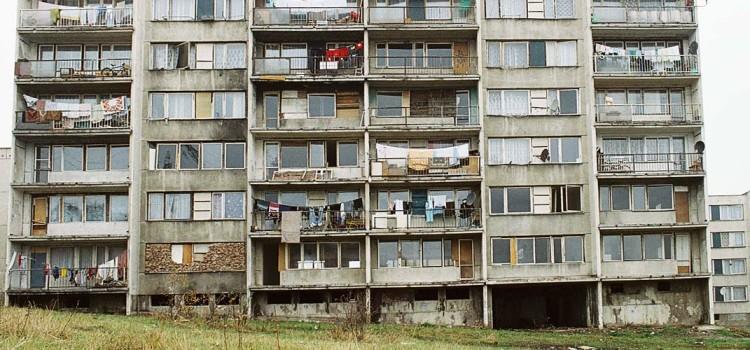 Asociálně na sociální bydlení