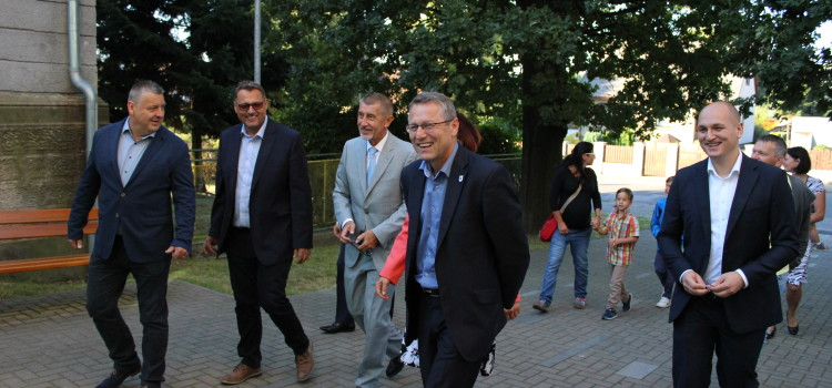 Populisty prokletý Varnsdorf