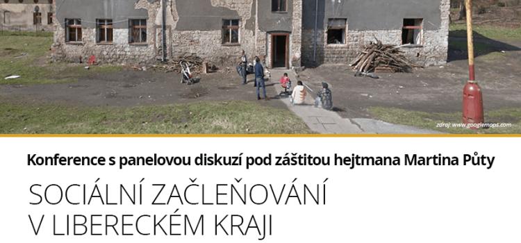Chceme se s vámi bavit o problémech a řešeních tam, kde vznikají. Začínáme v Libereckém kraji.