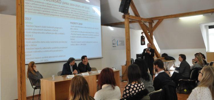 """Hlavní závěry z konference: """"Sociální vyloučení a začleňování v Ústeckém kraji"""""""